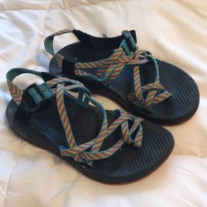 Fiesta Chacos size 7